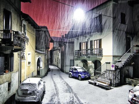 Der Winter im Recht.
